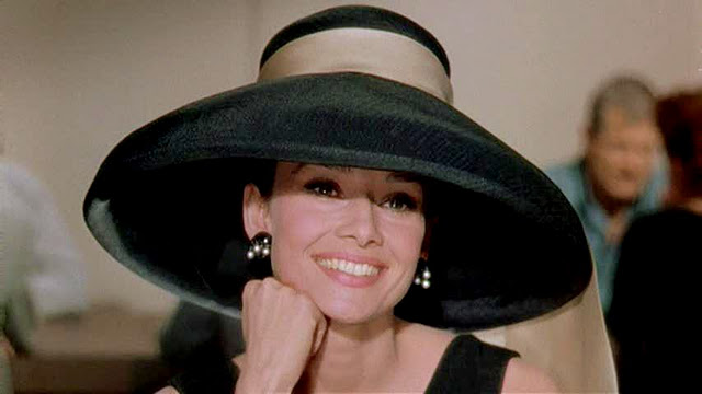 Audrey Hepburn Breakfast at Tiffanys Hat