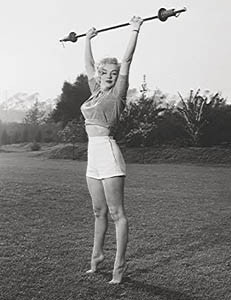 Marilyn Monroe Workout