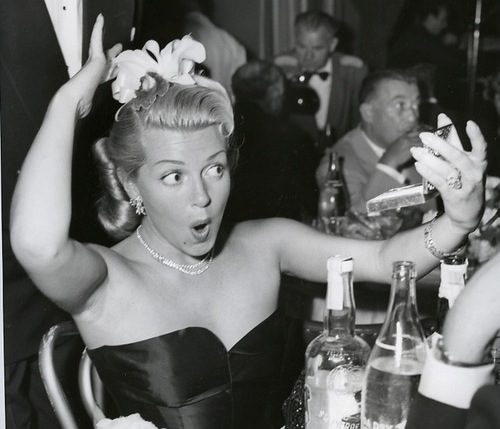 Lana Turner Cocktails