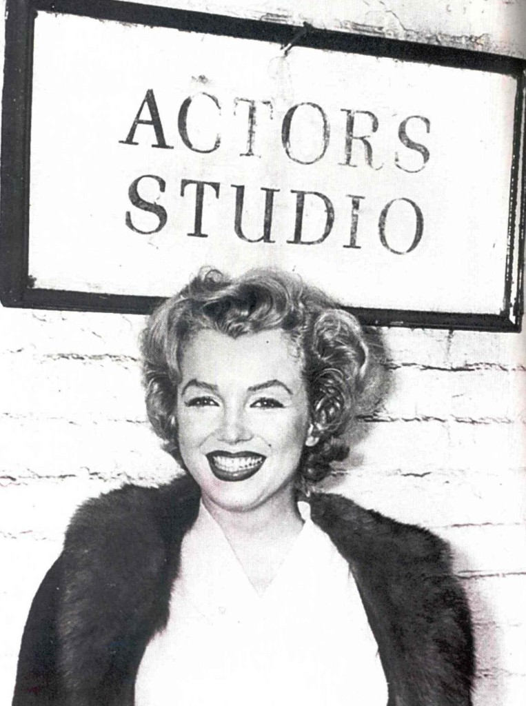 Marilyn Monroe Actors Studio