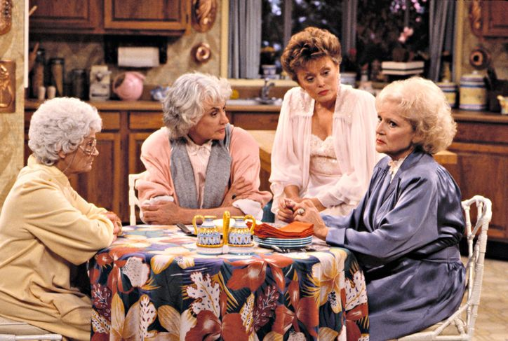 The Golden Girls Television Cheesecake
