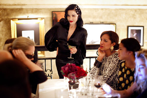 Dita Von Teese Entertaining Playlist
