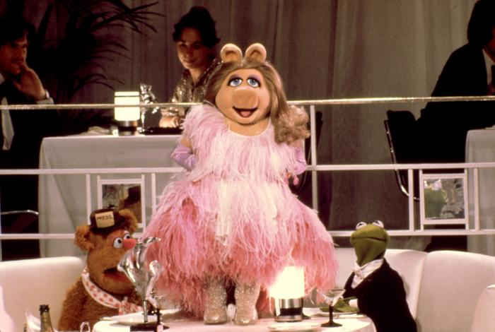 Miss Piggy in The Great Muppet Caper
