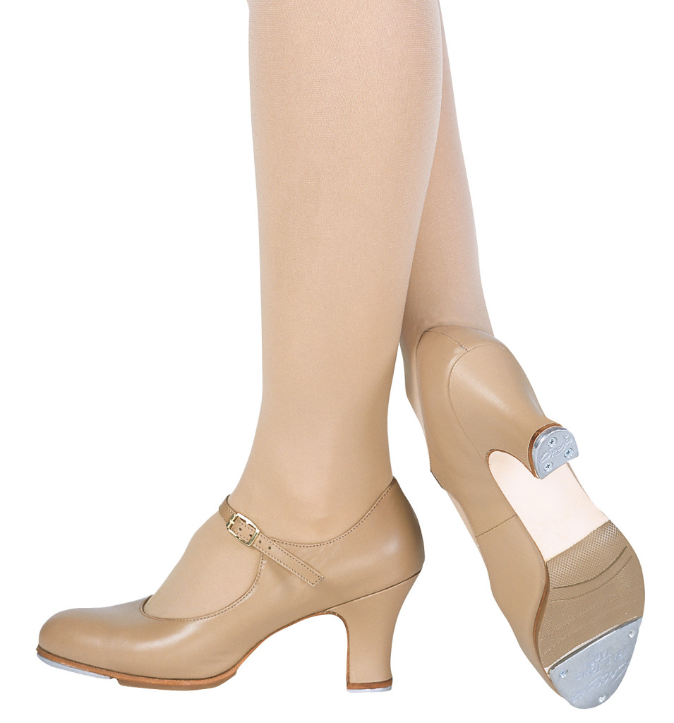 "Discount Dance Supply, Tap Shoes, Capezio Adult ""Manhattan Xtreme"" 2 ½"" Heel Tap Shoe"