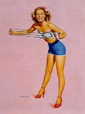 Pin Up Workout