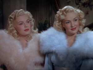 Betty Grable June Haver The Dolly Sisters
