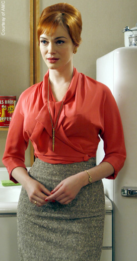 Joan Holloway Harris Mad Men