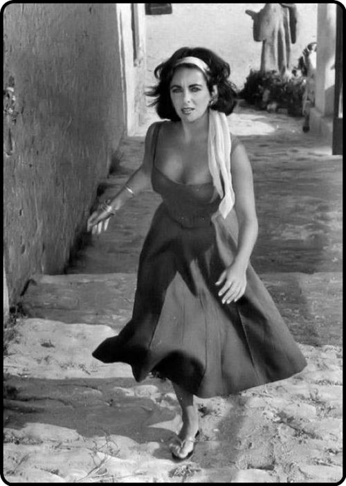 Elizabeth Taylor Summer Fashion