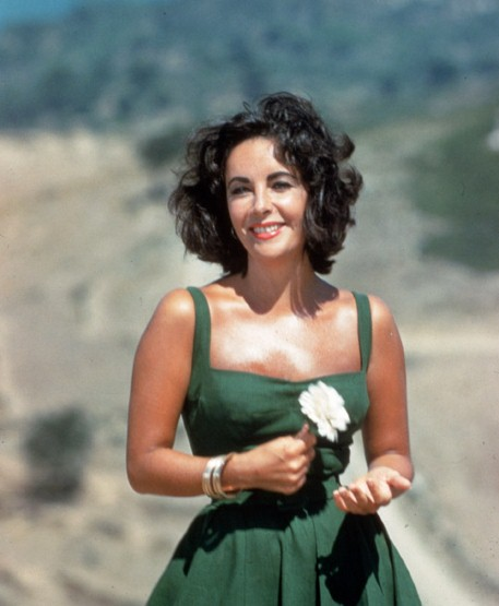 Elizabeth Taylor Summer Fashion Suddenly Last Summer