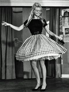 Brigitte Bardot Come Dance with Me