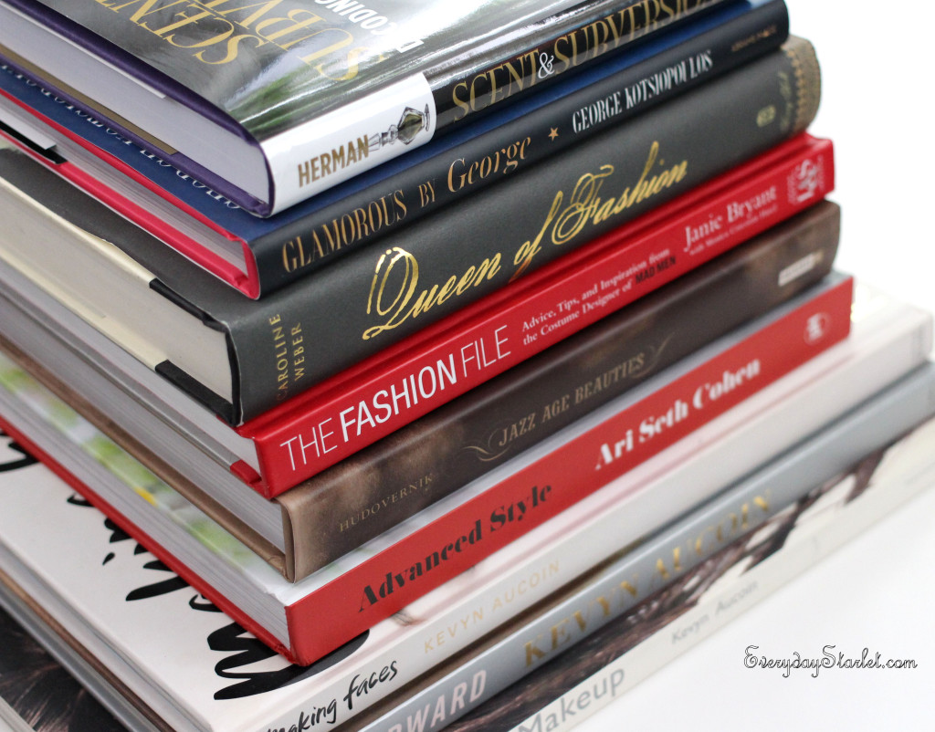 Glamorous Fashion Beauty Summer Reading Books