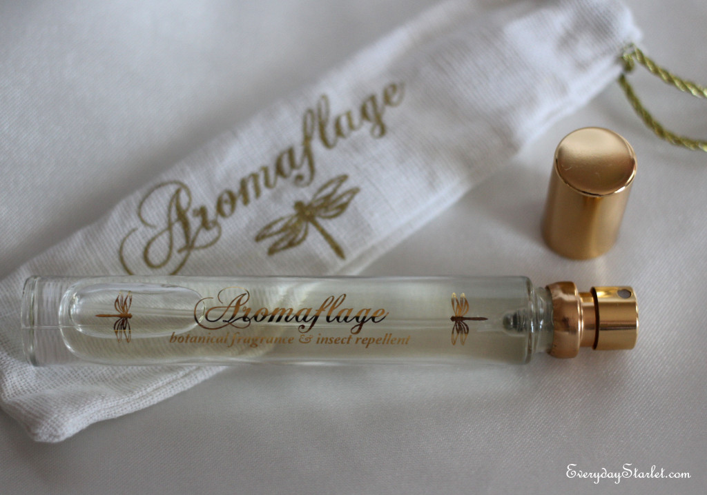 Aromaflage Botanical fragrance and insect repellent