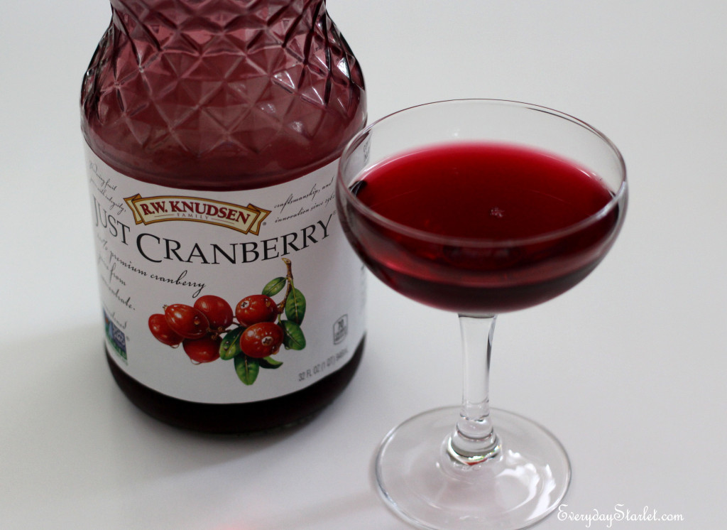 Cranberry Juice Detox Travel