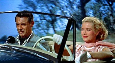 Grace Kelly Cary Grant To Catch a Thief