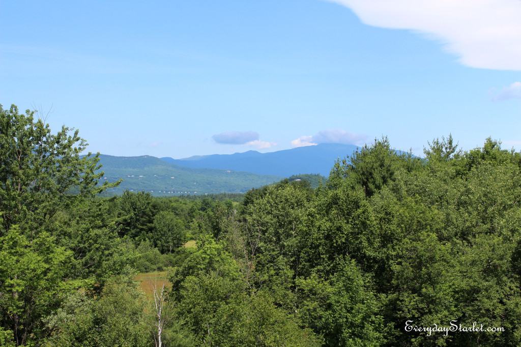 North Conway Mountains
