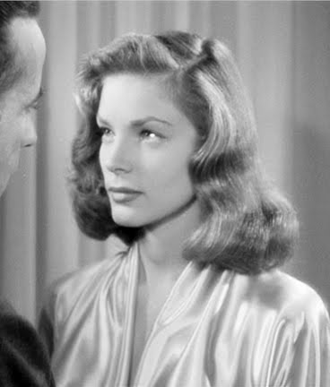 Lauren Bacall Hair Old Hollywood Waves