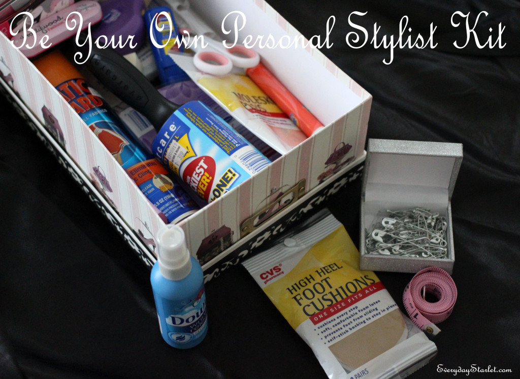 Be your own personal hollywood stylist kit