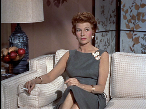 Rita Hayworth fashion in Pal Joey