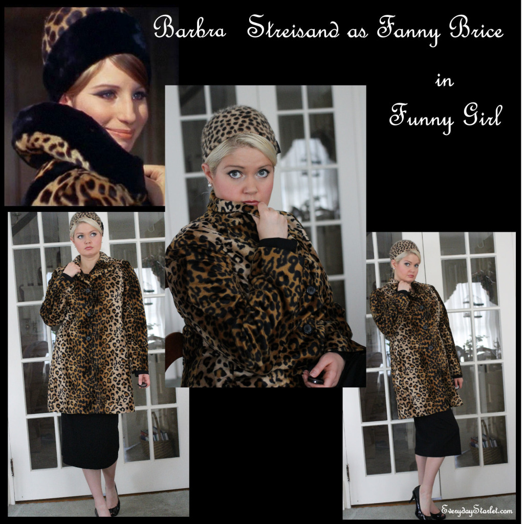 Barbra Streisand as Fanny Brice in Funny Girl Halloween Costume