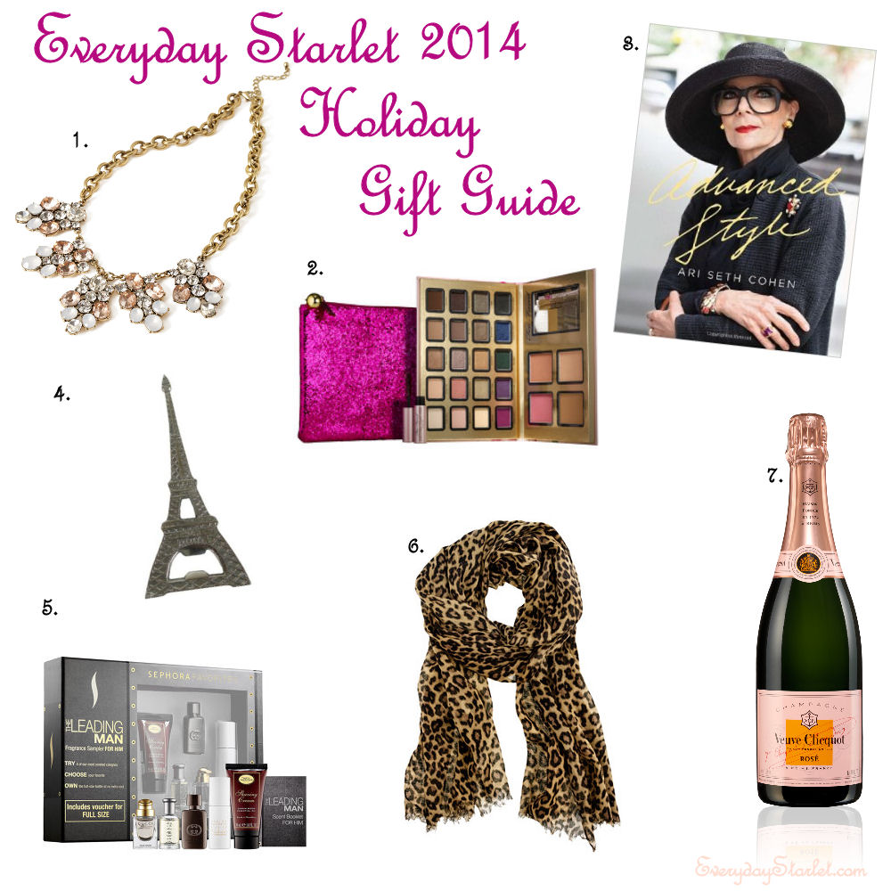 Everyday Starlet 2014 Holiday Gift Guide