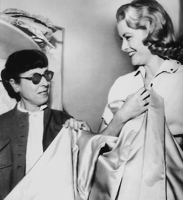 Edith Head Birthday Quotes Fashion Grace Kelly