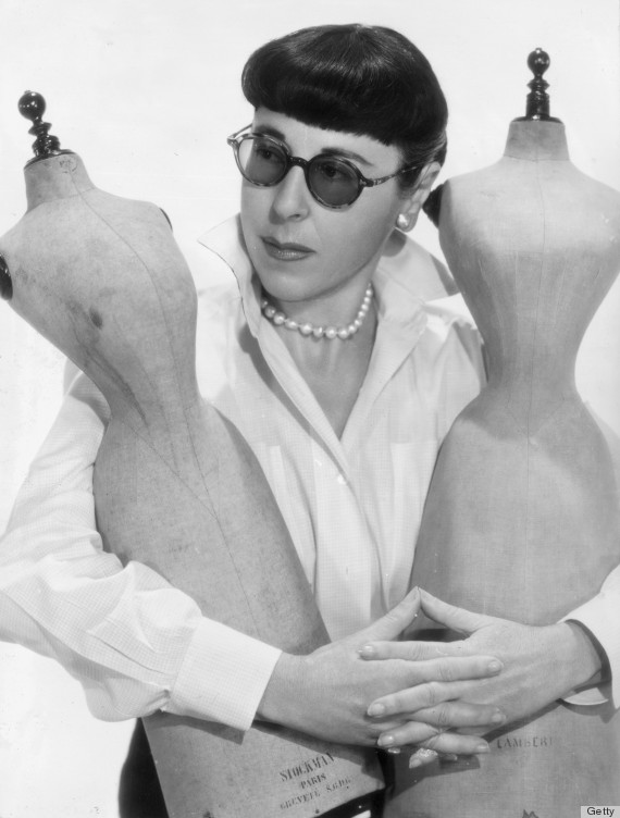 Edith Head Birthday Fashion Quotes