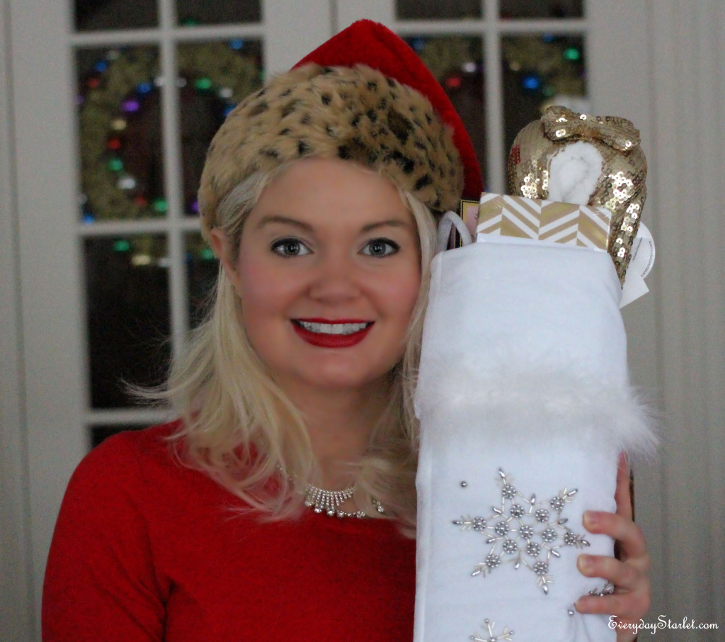 What's in my stocking, Glamorous Holiday Christmas Stocking Stuffer ideas