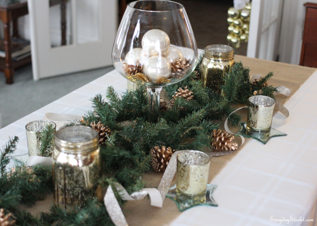 Christmas Tablescape 2014 4