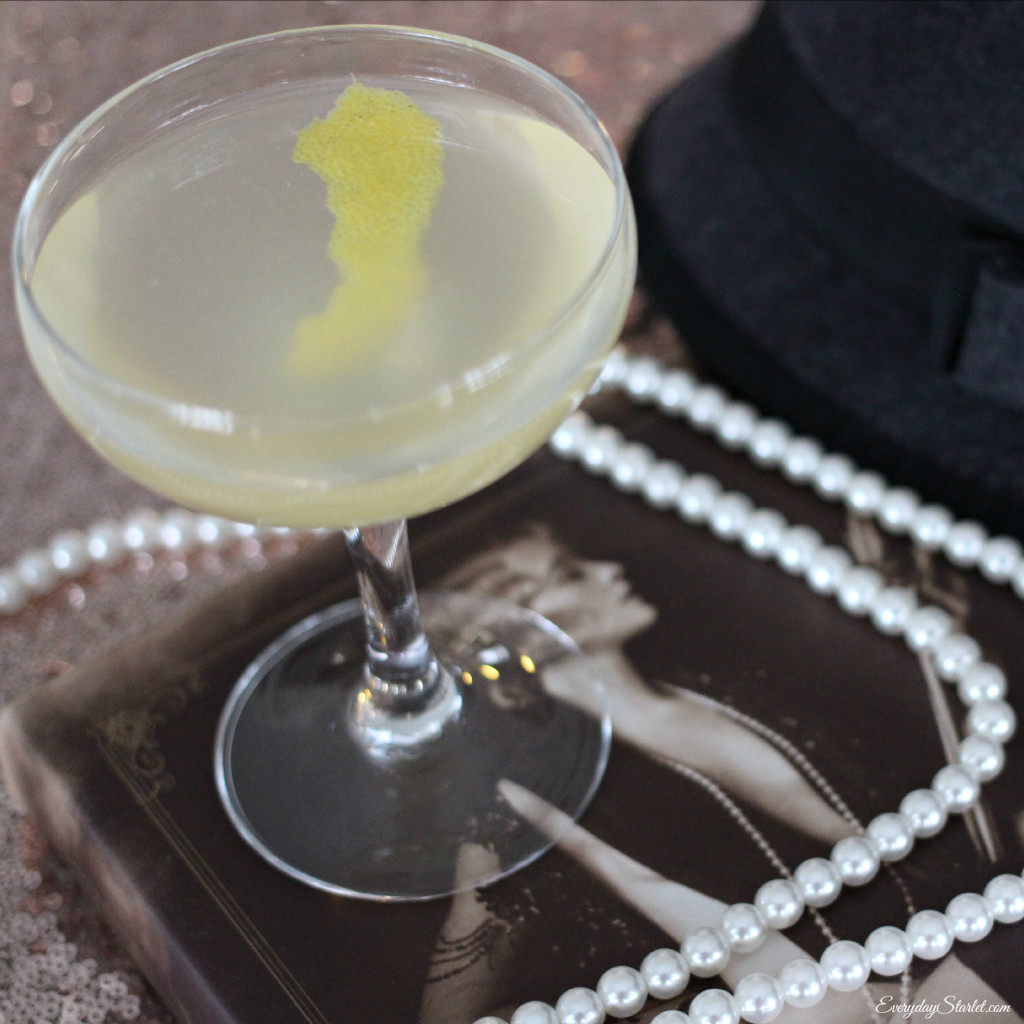 Hendricks gin bees knees cocktail