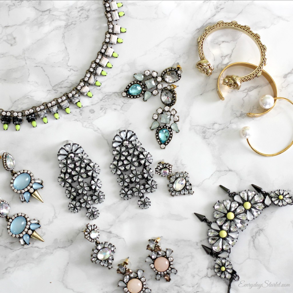 BaubleBar Haul Jewelry