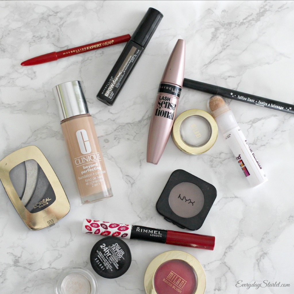 Dance Recital Makeup products