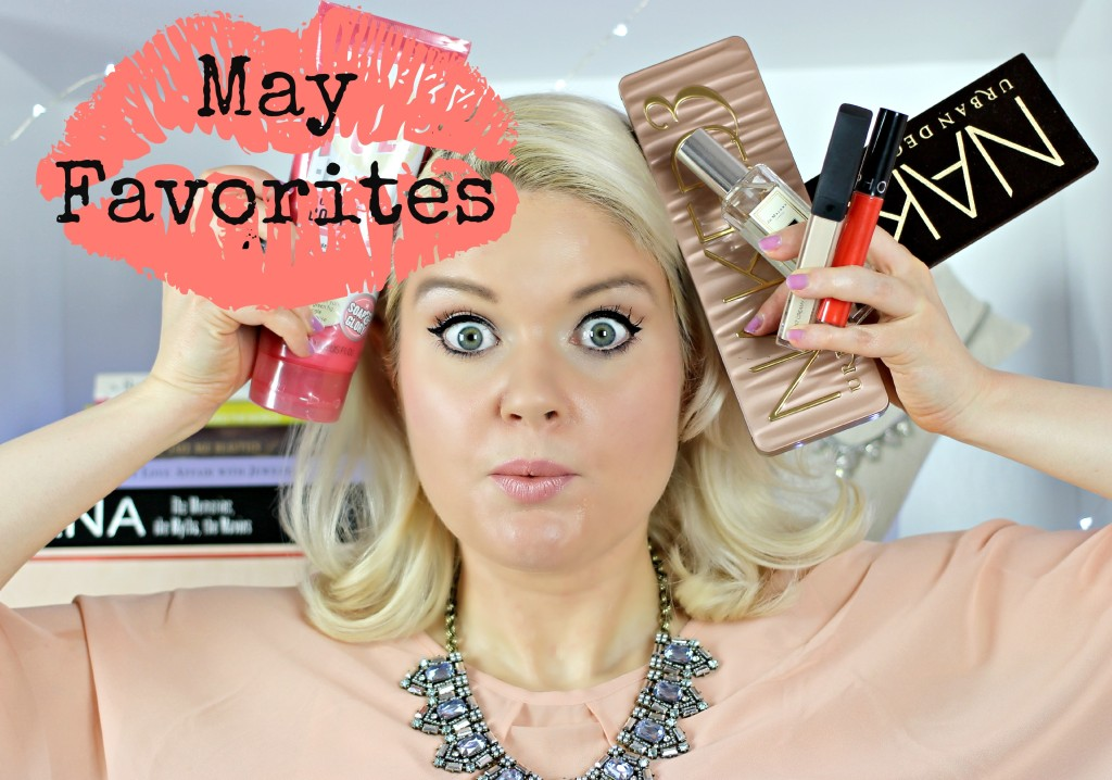 May 2015 Favorites YouTube Title