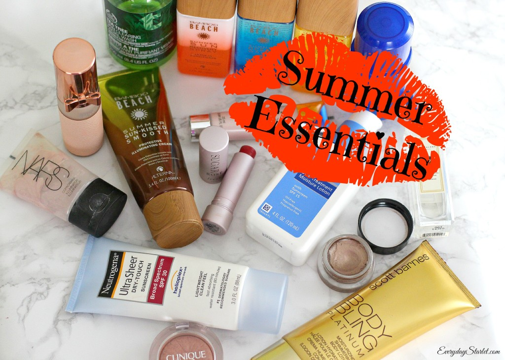 Summer Essentials YouTube