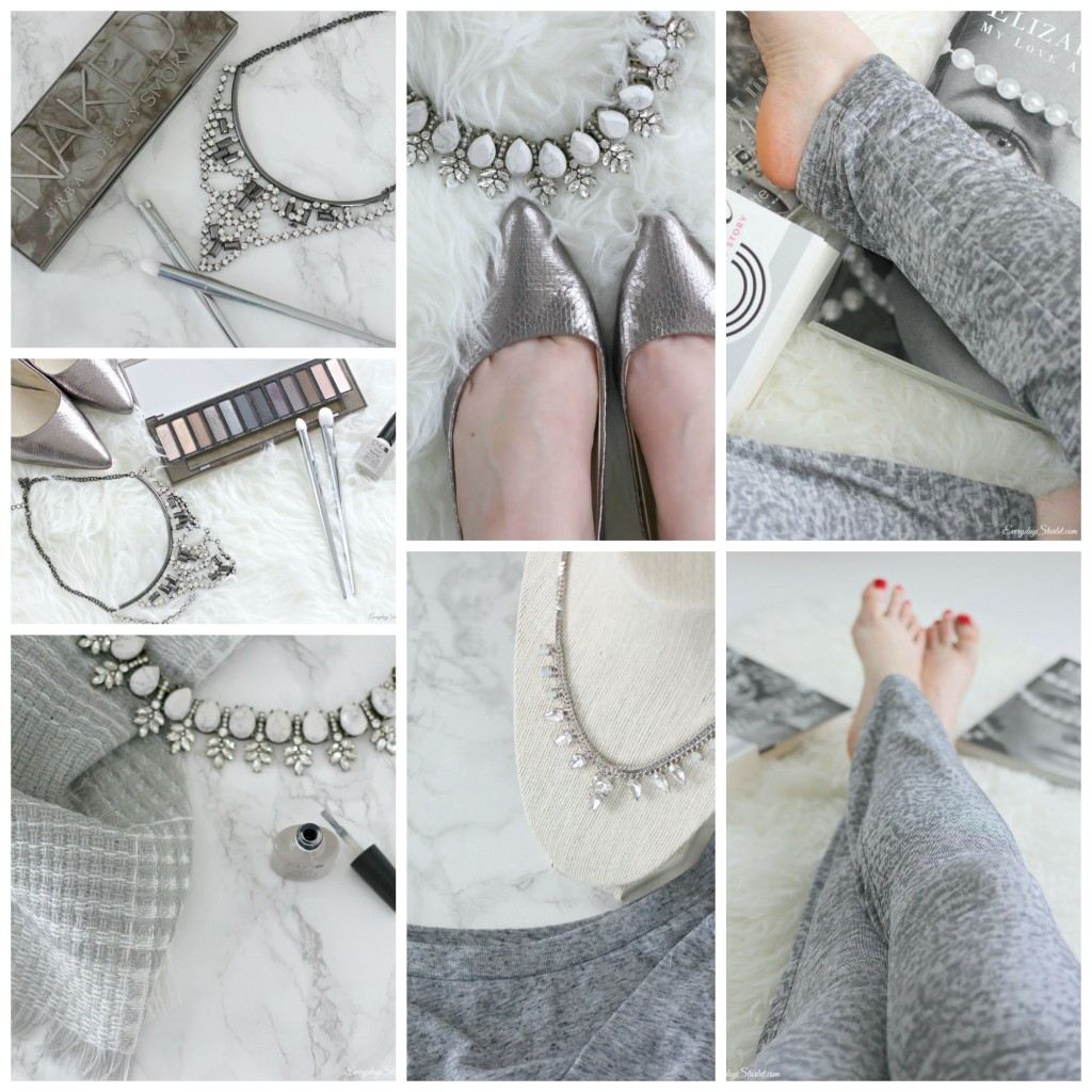 Grey Collage