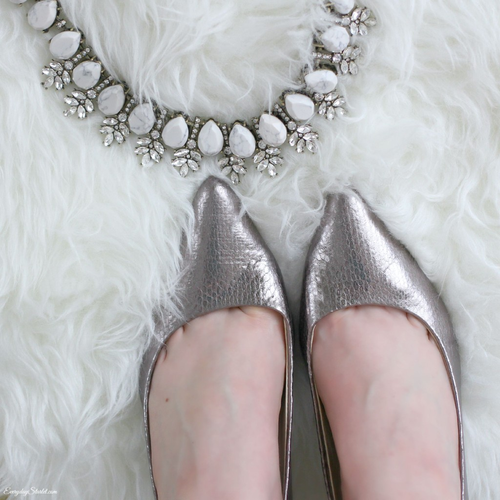 Grey Shoes