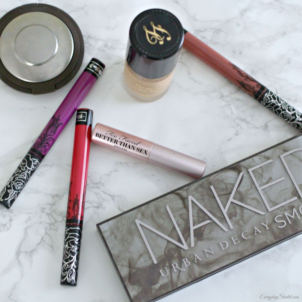 July 2015 beauty favorites