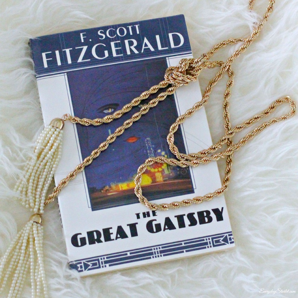 English Literature F Scott Fitzgerald The Great Gatsby