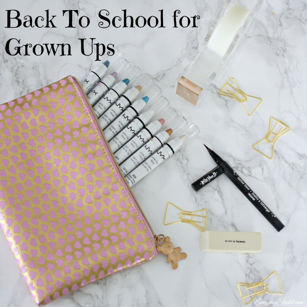 Back to School for Grown Ups