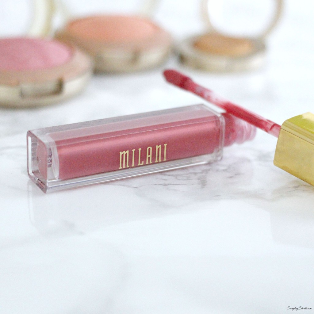 Liquid Lipstick Review Update, Milani Amore Matte Lip Cream