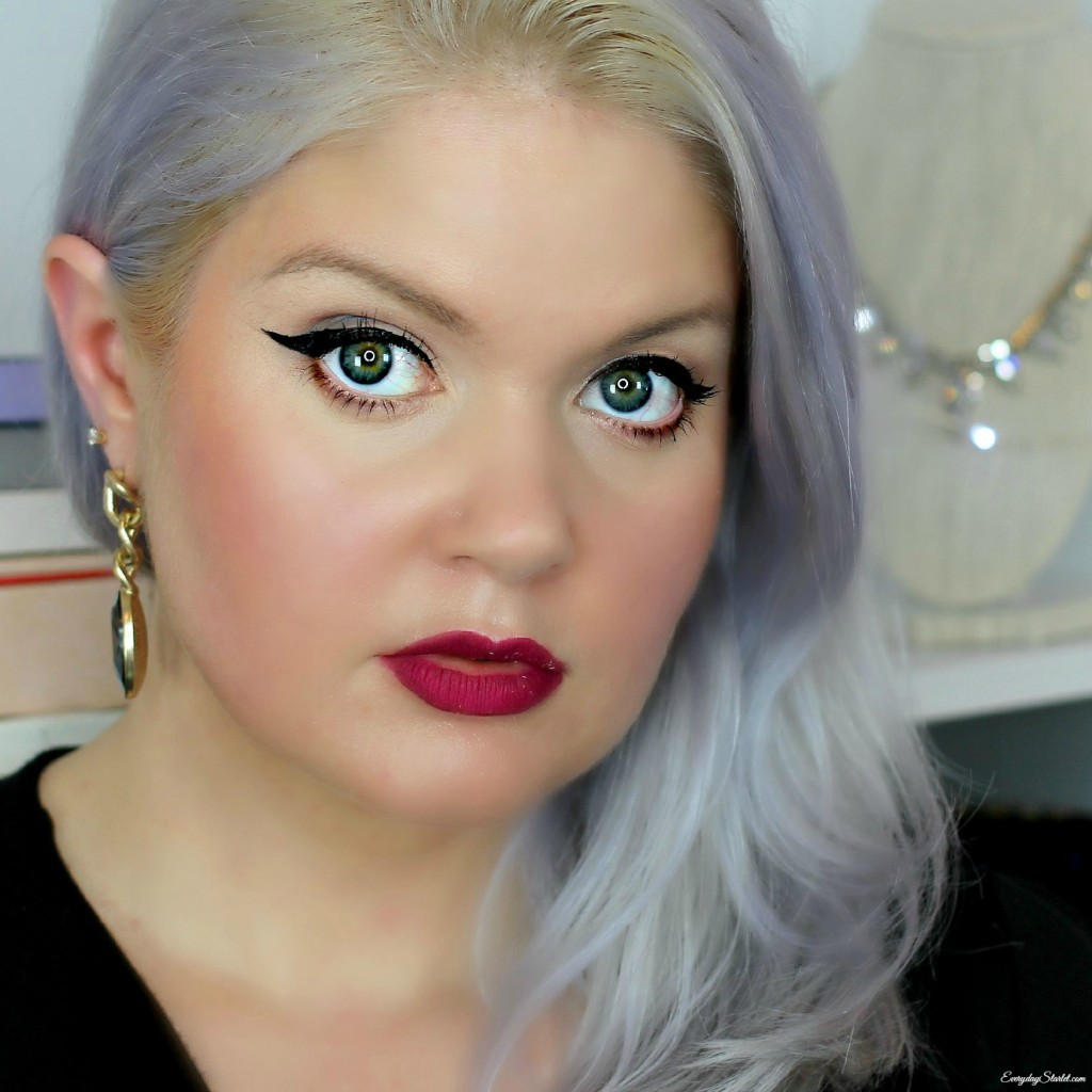 Matte About You: All Matte Makeup Look