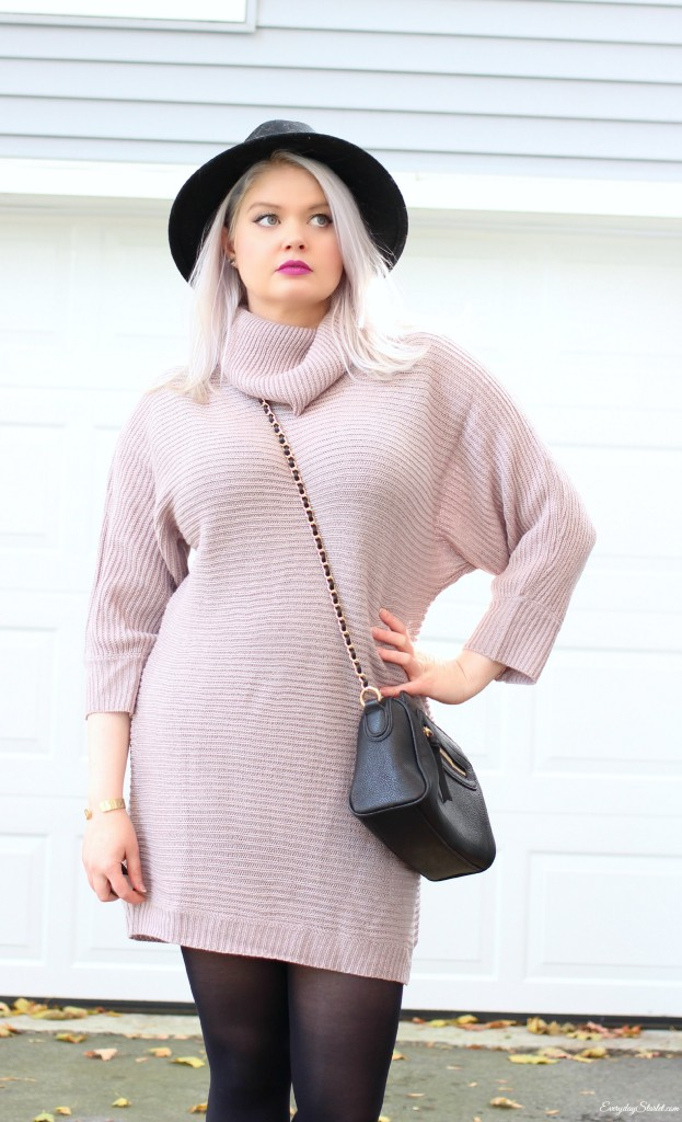 Sweater Weather Dress 2
