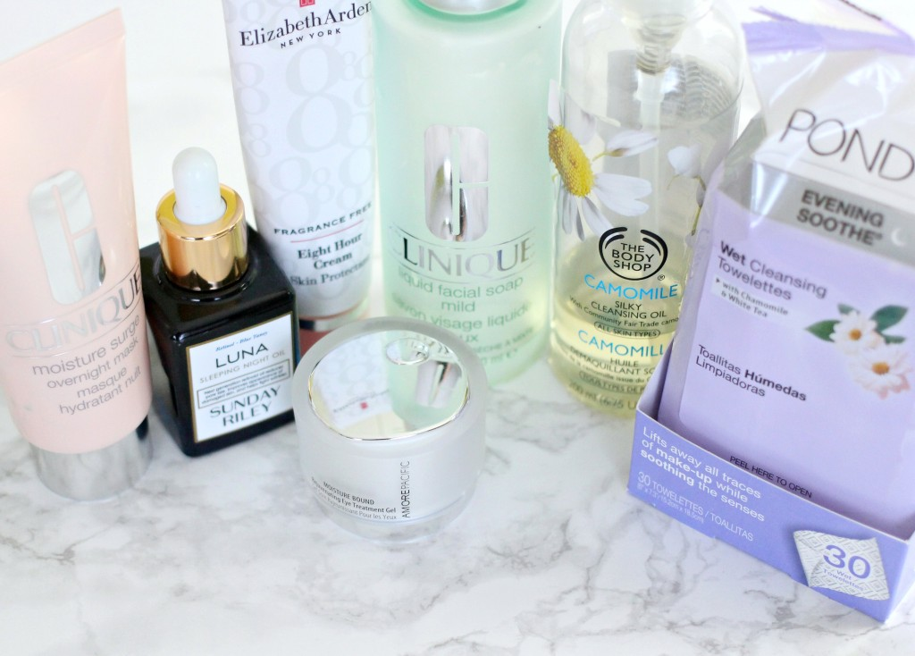 Evening Skin Care Products