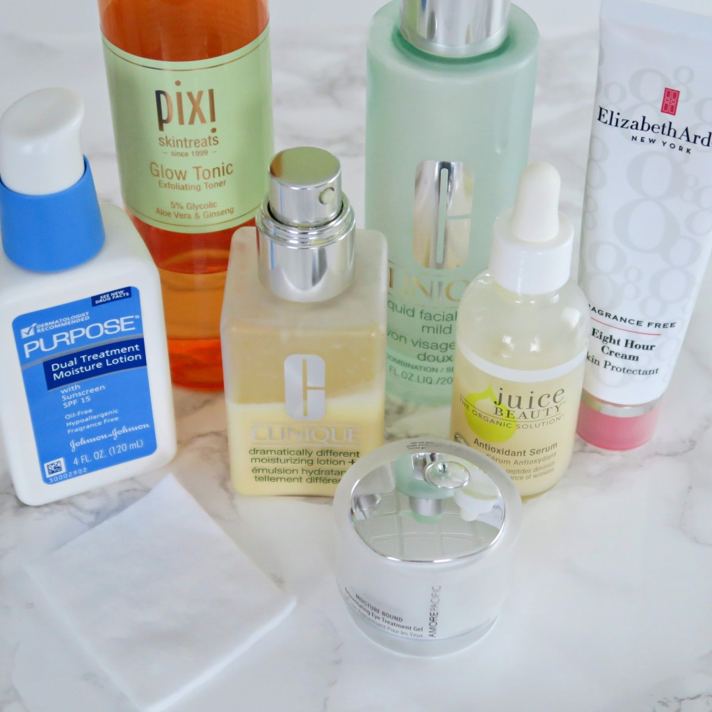 Morning Skin Care Products for 30 Something Sensitive Skin