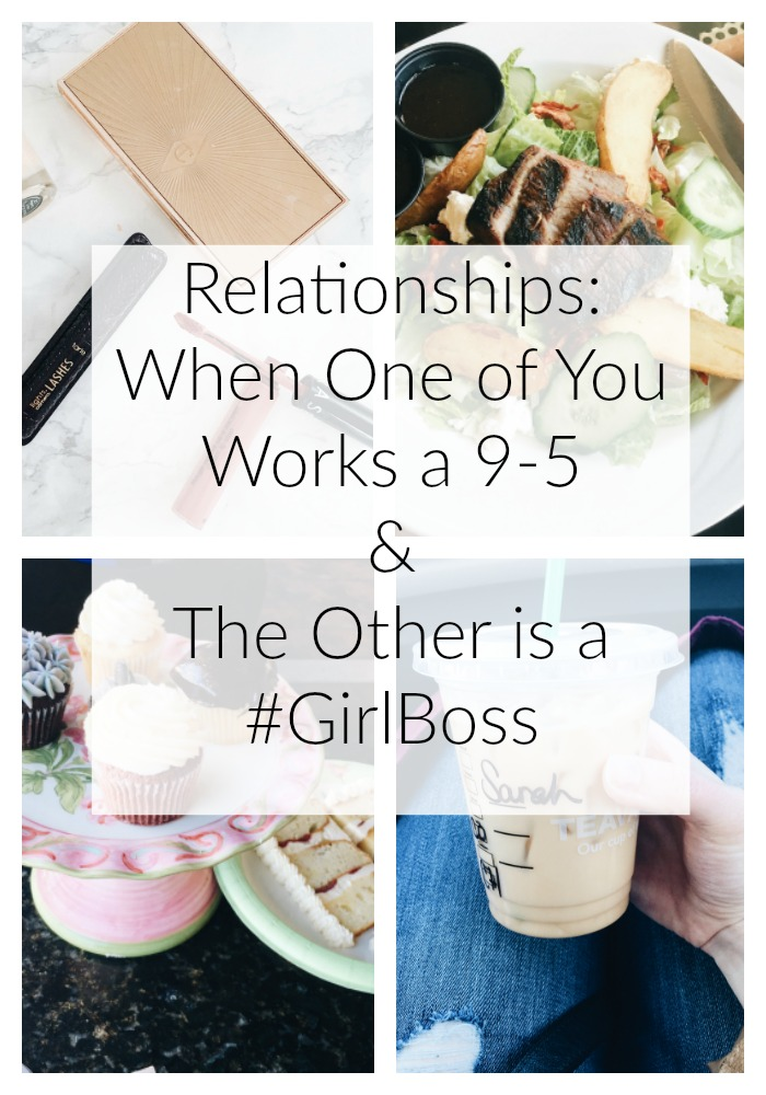 Relationships: When One Of You Works A 9-5 & The Other Is A GirlBoss