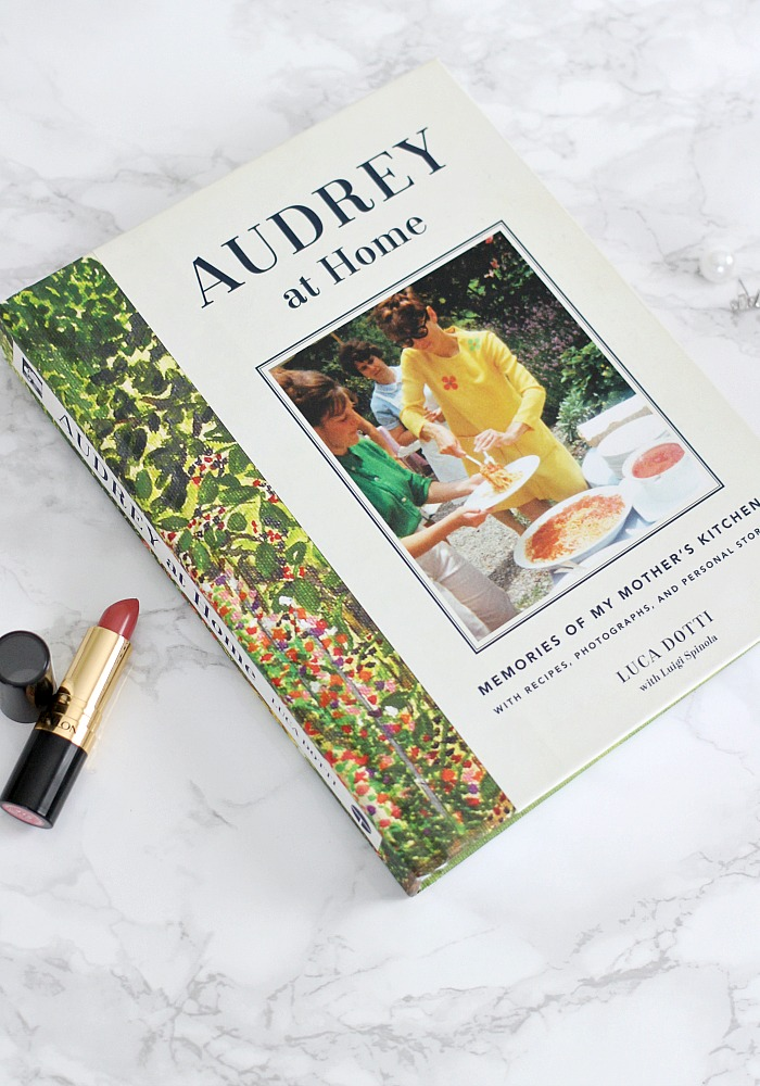 Audrey at Home: Memories of My Mother's Kitchen by Luca Dotti Review