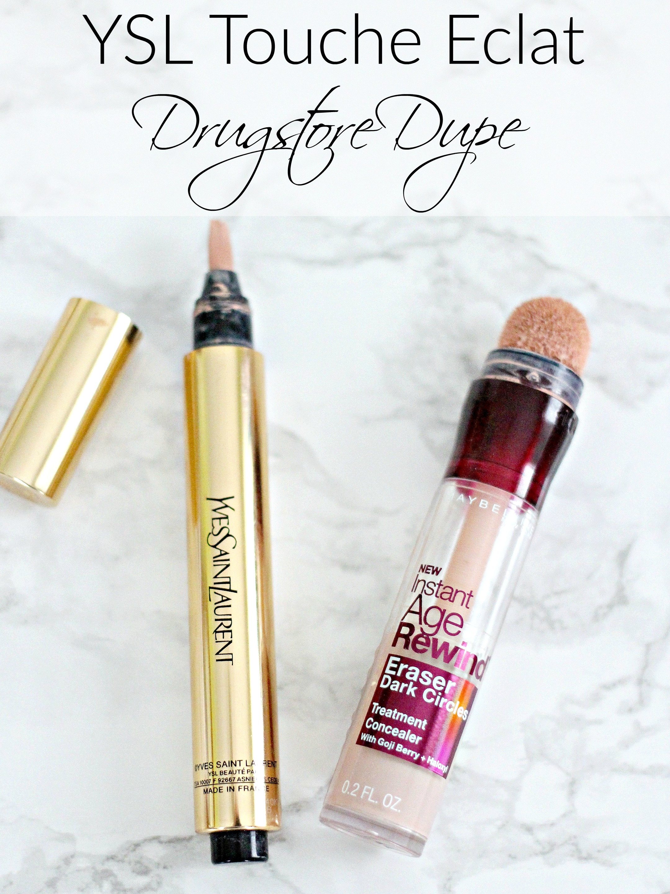 YSL Touche Eclat Dupe - Everyday Starlet