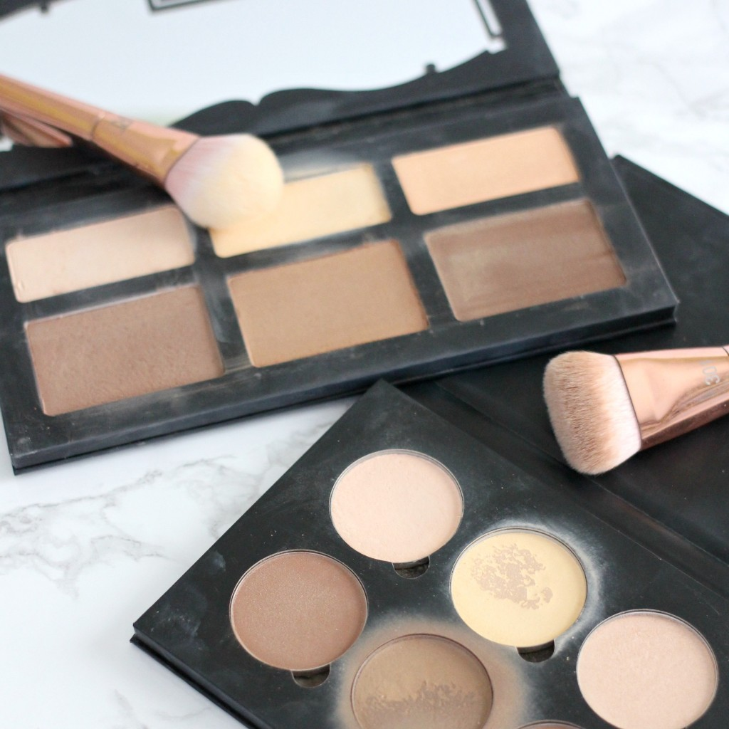 Contour Palette Review: Anastasia Beverly Hills Contour Kit vs Kat Von D Shade & Light - EverydayStarlet.com