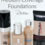 The Best & Worst Medium Coverage Foundations Review