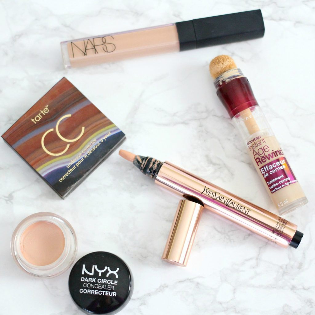 The Best Products for Covering Dark Under Eye Circles | Neutralizers & Correctors Concealer Review