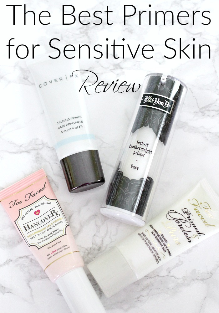 The Best Primers For Sensitive Skin Review